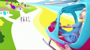 Barbie Travel Dolls and Helicopter TV Spot, 'Barbie and Daisy Travel Adventures' - Thumbnail 5