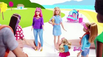 Barbie Travel Dolls and Helicopter TV Spot, 'Barbie and Daisy Travel Adventures' - Thumbnail 6