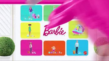 Barbie Travel Dolls and Helicopter TV Spot, 'Barbie and Daisy Travel Adventures' - Thumbnail 7