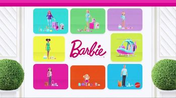 Barbie Travel Dolls and Helicopter TV Spot, 'Barbie and Daisy Travel Adventures' - Thumbnail 8