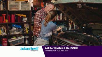 Jackson Hewitt TV Spot, 'Car Wall of More'