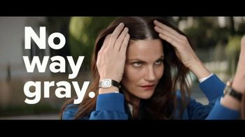Revlon Root Erase TV Spot, 'No Way Gray'