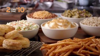 Popeyes 2 Can Dine for $10 TV Spot, 'Make a Date' - Thumbnail 7