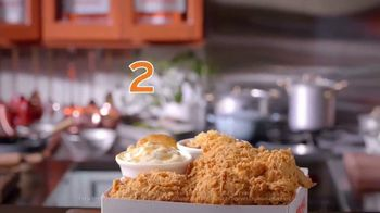 Popeyes 2 Can Dine for $10 TV Spot, 'Make a Date' - Thumbnail 9