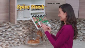 Sharper Image Spice Stash TV Spot, 'Bottles Brought Right to You'