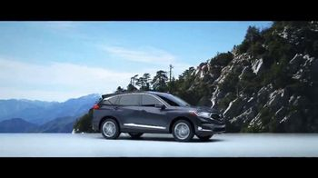 2019 Acura RDX TV Spot, 'Designed: Mountains' [T2]