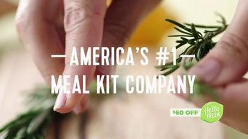 HelloFresh TV Spot, 'Tre and Rich: Love It: $60' - Thumbnail 2