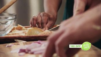 HelloFresh TV Spot, 'Tre and Rich: Love It: $60' - Thumbnail 4