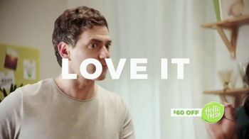 HelloFresh TV Spot, 'Tre and Rich: Love It: $60' - Thumbnail 6