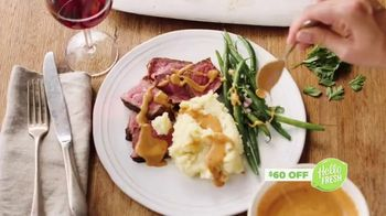 HelloFresh TV Spot, 'Tre and Rich: Love It: $60' - Thumbnail 7
