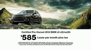 BMW Certified Pre-Owned TV Spot, 'Special Delivery, Part 1' [T2] - Thumbnail 10