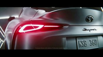 2020 Toyota Supra TV Spot, 'Wizard' Song by The Who [T1] - Thumbnail 2