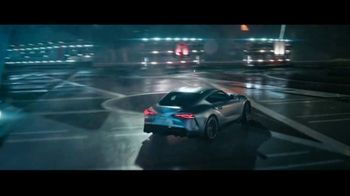 Toyota Supra TV Spot, 'Wizard' Song by The Who [T1]