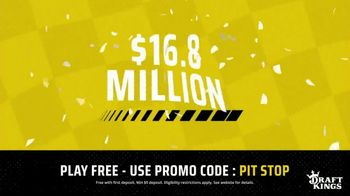 DraftKings TV Spot, 'NASCAR Returns' - Thumbnail 6