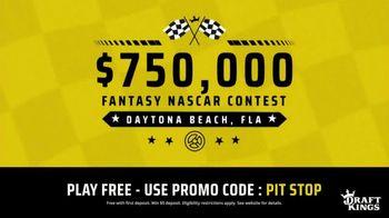 DraftKings TV Spot, 'NASCAR Returns' - Thumbnail 8
