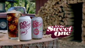 Diet Dr Pepper TV Spot, 'The Sweet Outdoors' Featuring Justin Guarini & Steve Talley - Thumbnail 10