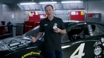 Busch Beer TV Spot, 'Brewed for Racing' Featuring Kevin Harvick - 3 commercial airings