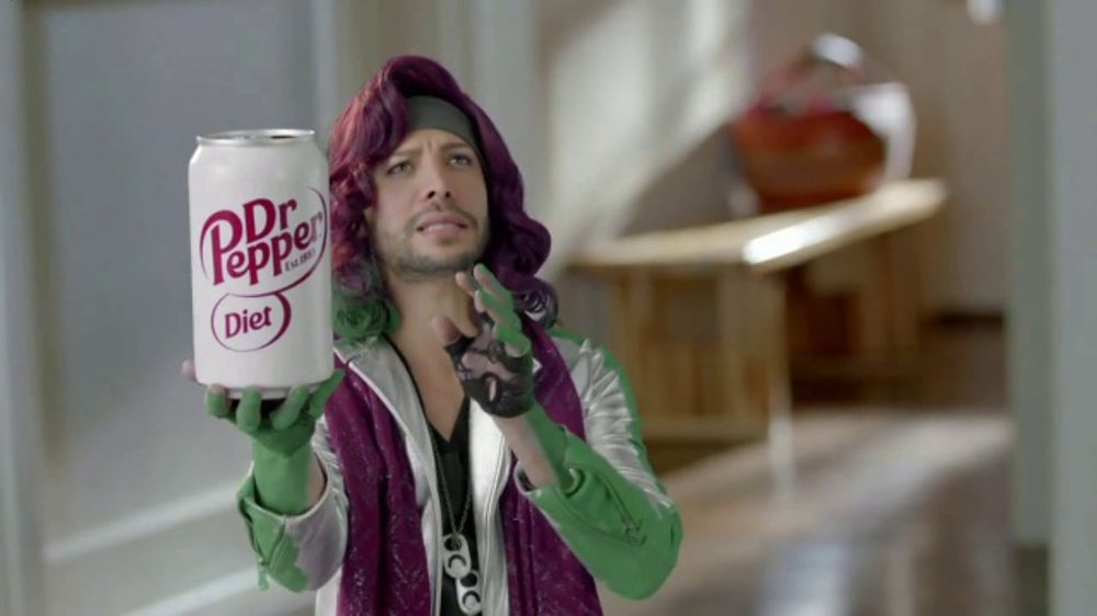 Diet Dr Pepper Tv Commercial Accent Wall Ispottv