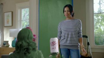 Diet Dr Pepper TV Spot, 'Accent Wall' - Thumbnail 5