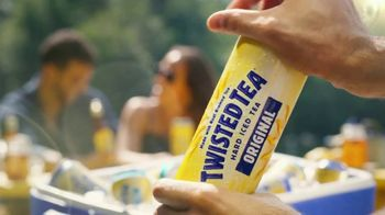 Twisted Tea TV Spot, 'Day Drinking' Song by Parmalee - Thumbnail 1