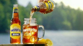 Twisted Tea TV Spot, 'Day Drinking' Song by Parmalee