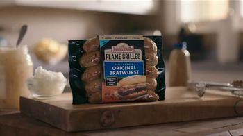 Johnsonville Flame Grilled Sausage TV Spot, 'Jarrod' - Thumbnail 10