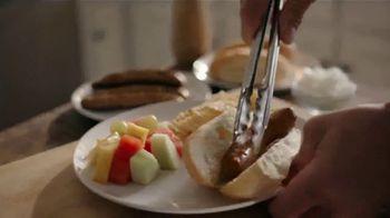 Johnsonville Flame Grilled Sausage TV Spot, 'Jarrod' - Thumbnail 6