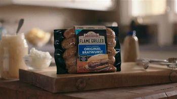Johnsonville Flame Grilled Sausage TV Spot, 'Jarrod' - Thumbnail 9