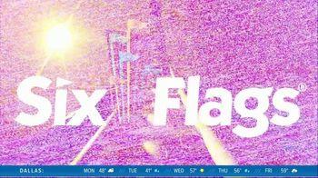 Six Flags Park Opening Season Pass Sale TV Spot, 'Open on Weekends' - Thumbnail 1