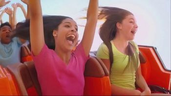 Six Flags Park Opening Season Pass Sale TV Spot, 'Open on Weekends' - Thumbnail 5