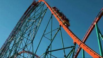 Six Flags Park Opening Season Pass Sale TV Spot, 'Open on Weekends' - Thumbnail 6