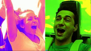 Six Flags Park Opening Season Pass Sale TV Spot, 'Open on Weekends' - Thumbnail 8