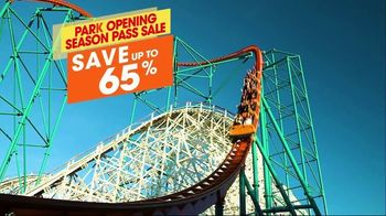 Six Flags Park Opening Season Pass Sale TV Spot, 'Wake Up' - Thumbnail 6