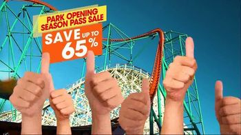 Six Flags Park Opening Season Pass Sale TV Spot, 'Wake Up' - Thumbnail 7