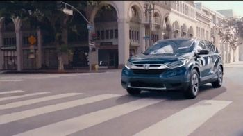 Honda Presidents Day Sales Event TV Spot, 'On the Lookout' [T2] - Thumbnail 3