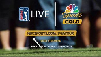 NBC Sports Gold TV Spot, 'PGA Tour Live: 2019 Genesis Open' - Thumbnail 9