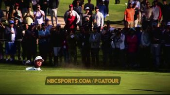 NBC Sports Gold TV Spot, 'PGA Tour Live: 2019 Genesis Open' - 3 commercial airings