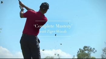 Rolex TV Spot, 'Complete Mastery' Featuring Tiger Woods