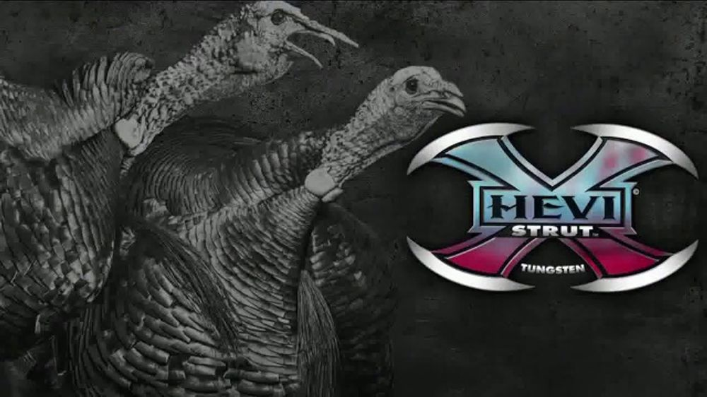 HEVI-Shot HEVI-X Strut TV Commercial, 'Heavier Than Lead' - Video