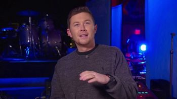 Operation Homefront TV Spot, 'CMT: Make a Difference' Featuring Scotty McCreery - Thumbnail 1