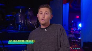 Operation Homefront TV Spot, 'CMT: Make a Difference' Featuring Scotty McCreery - Thumbnail 10