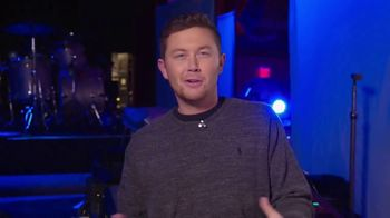 Operation Homefront TV Spot, 'CMT: Make a Difference' Featuring Scotty McCreery - 6 commercial airings
