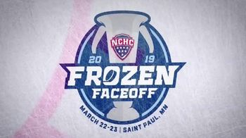 National Collegiate Hockey Conference TV Spot, '2019 Frozen Faceoff' - Thumbnail 6