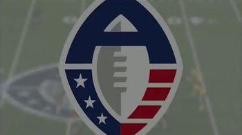 Alliance of American Football App TV Spot, 'Game Changer' - Thumbnail 1