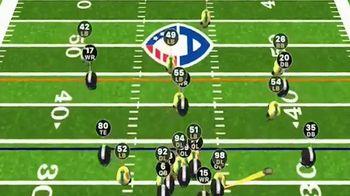 Alliance of American Football App TV Spot, 'Game Changer' - Thumbnail 6