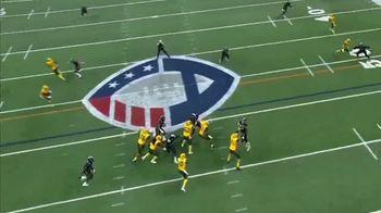 Alliance of American Football App TV Spot, 'Game Changer' - Thumbnail 9