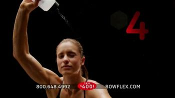 Bowflex Winter Sale TV Spot, 'Here's What's Wrong: Save $400'