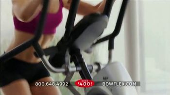 Bowflex Winter Sale TV Spot, 'Here's What's Wrong: Save $400' - Thumbnail 7