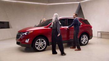 Chevrolet President's Day Chevy Drive Event TV Spot, 'Gator' [T2] - Thumbnail 1