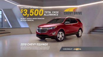 Chevrolet President's Day Chevy Drive Event TV Spot, 'Gator' [T2] - Thumbnail 7